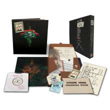 "Keith Richards & The X-Pensive Winos: Live At The Hollywood Palladium (Deluxe Box Set) (remastered), 2 LPs, 1 Single 10"", 1 CD, 1 DVD, 1 Buch und 1 Merchandise"