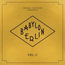Filmmusik: Babylon Berlin Vol. 2, CD