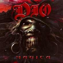 "Dio: Magica (remastered) (180g), 2 LPs und 1 Single 7"""