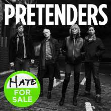 The Pretenders: Hate For Sale (180g), LP