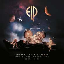 Emerson, Lake & Palmer: Out Of This World: Live, 10 LPs
