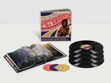 Mick Fleetwood & Friends: Celebrate The Music Of Peter Green And The Early Years Of Fleetwood Mac (Deluxe Bookpack), 4 LPs, 2 CDs und 1 Blu-ray Disc