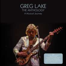 Greg Lake: The Anthology: A Musical Journey, 2 LPs