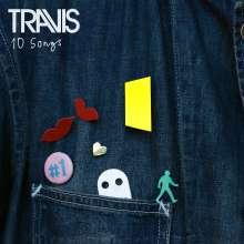 Travis: 10 Songs, CD