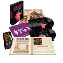 Black Sabbath: Paranoid (50th Anniversary) (Deluxe Edition Box Set), 5 LPs
