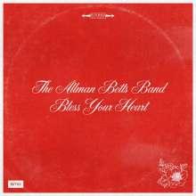 The Allman Betts Band: Bless Your Heart (180g) (Coke Bottle Clear Vinyl), 2 LPs