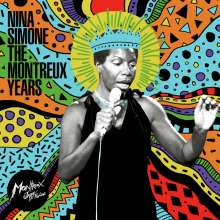 Nina Simone (1933-2003): The Montreux Years (remastered), 2 LPs