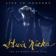 Stevie Nicks: Live In Concert: The 24 Karat Gold Tour, 2 CDs
