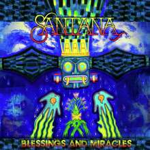 Santana: Blessings And Miracles, 2 LPs
