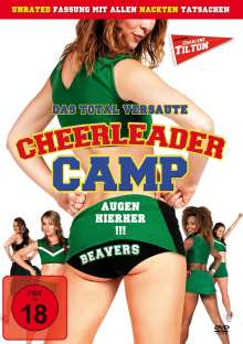 Das total versaute Cheerleader Camp, DVD