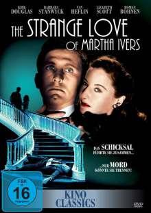 The Strange Love Of Martha Ivers, DVD