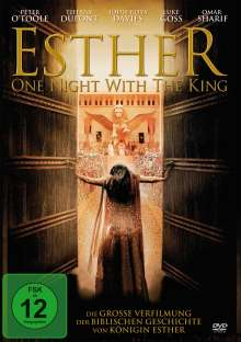Esther - One Night With The King, DVD