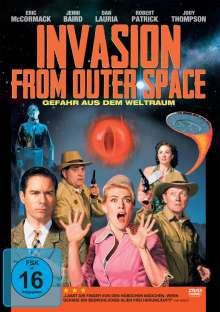 Invasion from Outer Space, DVD