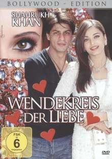 Wendekreis der Liebe, DVD