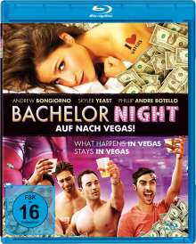 Bachelor Night (Blu-ray), Blu-ray Disc
