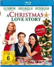 A Christmas Love Story, Blu-ray Disc