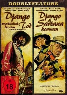 Django, unerbittlich bis zum Tod / Django & Sartana kommen, DVD