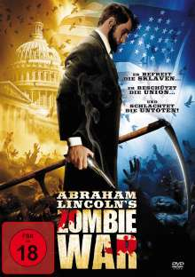 Abraham Lincoln's Zombie War, DVD