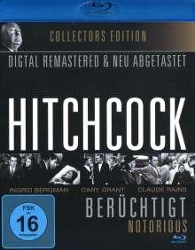 Berüchtigt (Weisses Gift) (Blu-ray), Blu-ray Disc