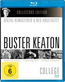 Buster Keaton: College (Blu-ray), Blu-ray Disc