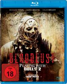 Bloodlust - Playing with Dolls 2 (Blu-ray), Blu-ray Disc