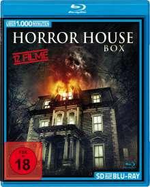 Horror House Box (SD auf Blu-ray), Blu-ray Disc