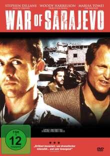 War Of Sarajevo, DVD
