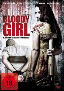 Bloody Girl, DVD