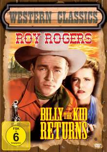Billy the Kid kehrt zurück, DVD