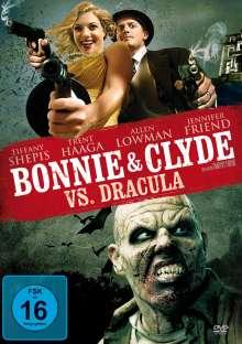Bonnie & Clyde vs. Dracula, DVD