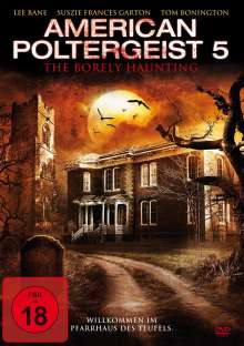 American Poltergeist 5 - The Borely Haunting, DVD