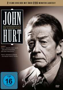 Schwergewichte der Filmgeschichte: John Hurt, DVD