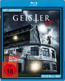 Geister (12 Filme in SD auf Blu-ray), Blu-ray Disc