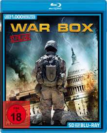 War Box (SD auf Blu-ray), 12 Blu-ray Discs