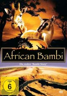 African Bambi, DVD
