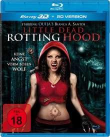 Little Dead Rotting Hood (3D Blu-ray), Blu-ray Disc