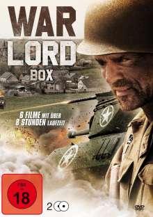 War Lord Box (6 Filme auf 2 DVDs), 2 DVDs