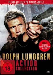 Dolph Lundgren Action Collection, DVD