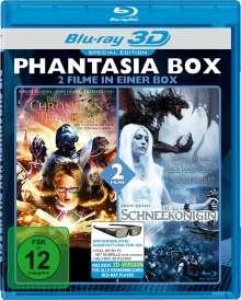 Phantasia Box (3D Blu-ray), Blu-ray Disc