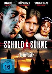 Schuld & Sühne (2002), DVD