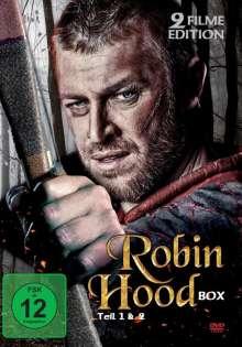 Robin Hood Box (2 Filme Edition), DVD