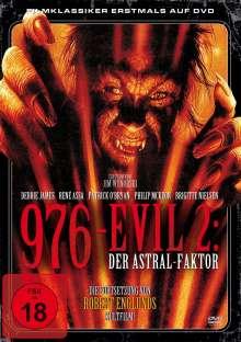 976-Evil 2: Der Astral-Faktor, DVD