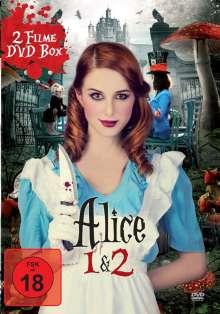 Alice 1 & 2, DVD