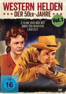 Western Helden - Der 50er Jahre Vol. 1, DVD