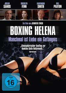 Boxing Helena, DVD