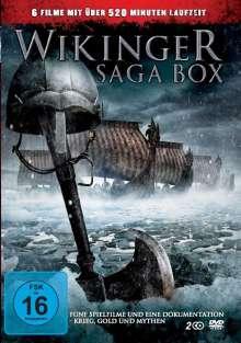 Wikinger Saga Box (6 Filme auf 2 DVDs), 2 DVDs