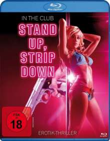 In the Club - Stand Up, Strip Down (Blu-ray), Blu-ray Disc