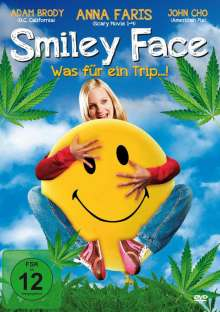 Smiley Face, DVD