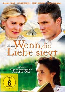 Wenn die Liebe siegt - Aufbruch nach Westen, DVD