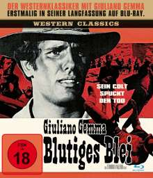 Blutiges Blei (Blu-ray), Blu-ray Disc